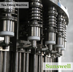 Trung Quốc PET Bottle Tea Filling Machine , Automatic Black Tea Filling Equipment nhà máy sản xuất