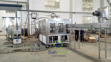 Trung Quốc High Speed Stainless Steel  Filling Machine Juice Production Line nhà máy sản xuất