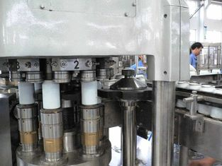 Trung Quốc Automatic Soda water,  juice Pop can, Liquid Filling equipment Aluminum Can Filling Machine nhà máy sản xuất