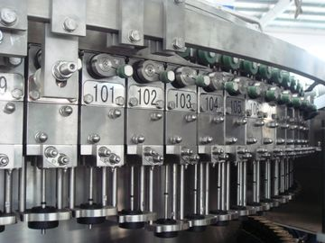 15KW Glass Bottle Water Beverage Carbonated Filling Machine