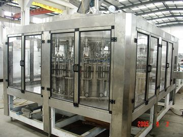 High speed Rotary high viscous liquids filling machine / line 380V, 50Hz 5000BPH (1000ml)