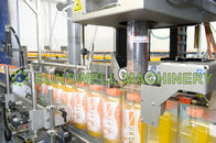chất lượng tốt Beverage Filling Machine & Industrial Fruit Juice Filling Machine With Rinsing Filling Capping bán