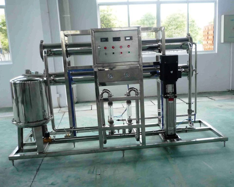 1 stage Water Treatment equipments, Ro pre-treatment system, activated carbon