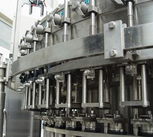 Soda Water Juice Liquid Beverage Carbonated Filling Machine
